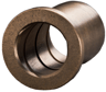 maintenance-free sintered bronze bearing