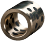 maintenance-free bronze plain bearings