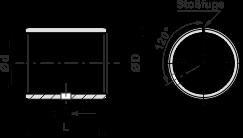 SO2-C gerollte Buchsen - wartungsarm