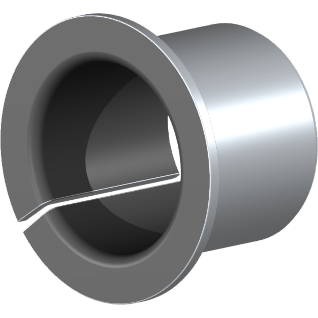 SP2-F wrapped flanged bushings