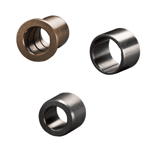 sintered slide bearings