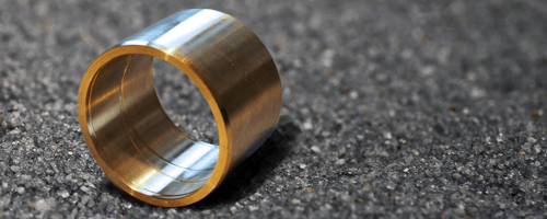 SLPI B - Bronze Plain Bearing