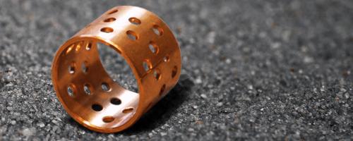 SLWB 1H - Bronze Plain Bearing