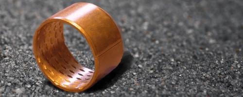 SLWB 1R - Bronze Plain Bearing